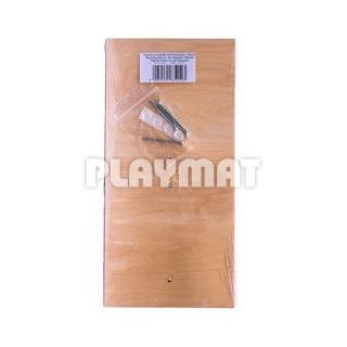 Деревянная пластина для крепления станка